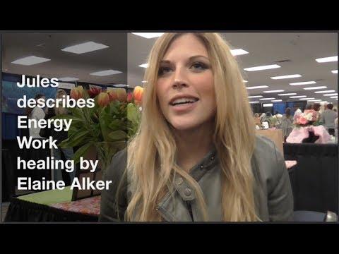 Jules testimonial for Elaine Alker