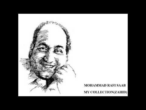 Dekhi Zamane Ki Yaari... MOHAMMAD RAFI SAAB