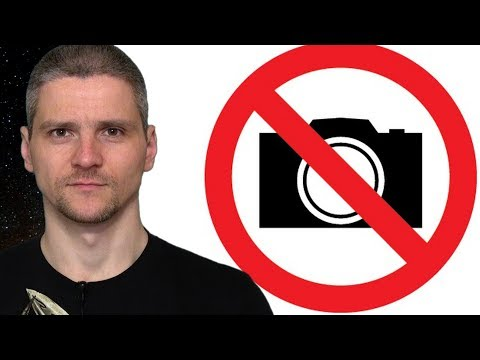О запретах фото/видеосъемки