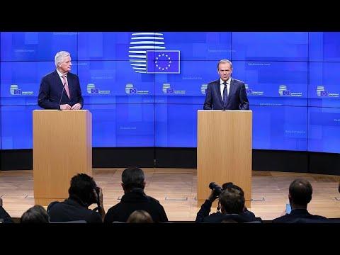 Στις 25 Νοεμβρίου η έκτακτη Σύνοδος Κορυφής για τη συμφωνία του Brexit…