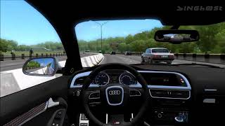 ► Audi S5 ► City Car Driving 1.5.4► Download links:Audi S5 ~ https://goo.gl/jkgz4QCity Car Driving Simulator ~ https://goo.gl/0NrGANGame steering wheel: Logitech G27Become a YouTube Partner ✔ :► https://goo.gl/YLhVU2You can follow me here:Facebook ►https://facebook.com/BINGH0STTwitch ►https://twitch.tv/bingh0stTwitter ►https://twitter.com/bingh0stGoogle+ ►https://plus.google.com/+BINGH0STSubscribe for more ! ♥LIKE  COMMENT  SHARE  SUBSCRIBE Keep safe 😎