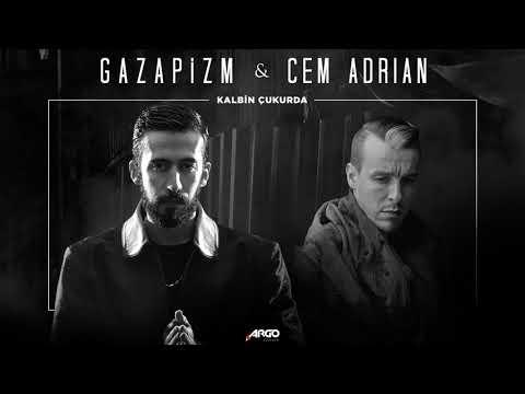 Gazapizm - Kalbim Çukurda ft. Cem Adrian (видео)