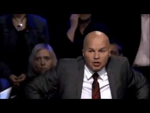 Украинского политолога избили в прямом эфире российской программы (видео)