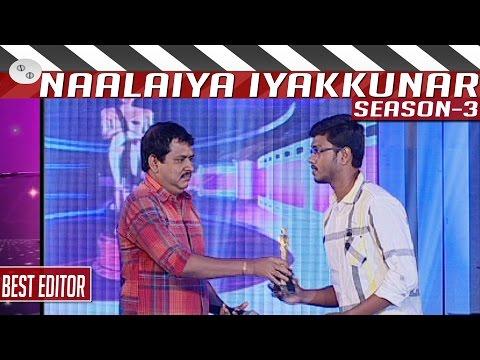 Best-Editor-Sharath-Jyothi-Naalaiya-Iyakkunar-3-Grand-Finale