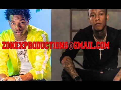 Atlanta Rapper Lil Baby PULLS Up 21 Savage Bro SG TIP for callin him SNITCH on song A.R.M.D
