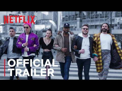 Queer Eye: We're In Japan! | Official Trailer | Netflix