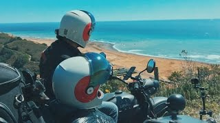 6. Redwood National Park & Lost Coast: Ural Motorcycle Sidecar Road Trip - 4K (Wake Me Up - Avicii)