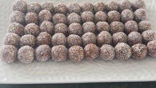 Bailey's (Irish Cream) Chocolate Balls