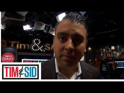 Sid Seixeiro Reaches Out, Touches Ottawa Senators Fans | Tim and Sid