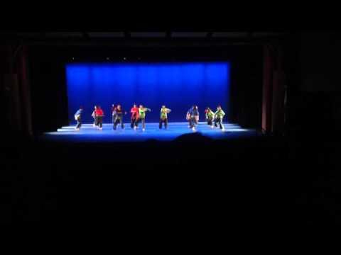 Dancefest 2015-2016 (Valley HS's Footworks Dance CO)