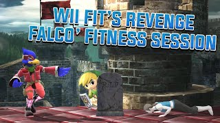 Wii Fit's Revenge: Falco's Fitness Session