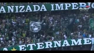 Confira o gol da vitória Coxa sobre o Flu no Alto da Glória, narração de Jacir de Oliveira, Transamérica Curitiba.