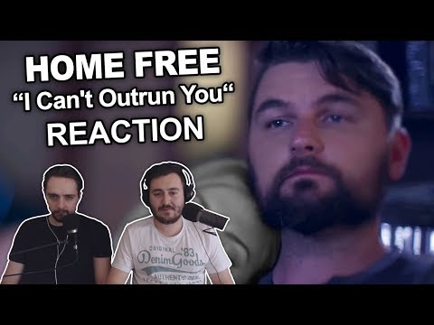 """Singers Reaction/Review to """"Home Free - I Can't Outrun You"""""""