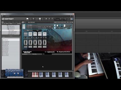 Big Fish Audio Cinematic Motion review - SoundsAndGear.com