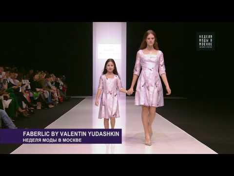 Неделя моды в Москве: Faberlic by Valentin Yudashkin