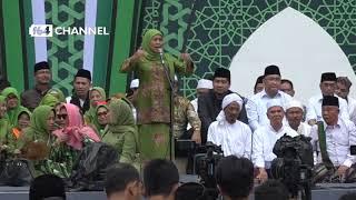 Video Dahsyat! Pidato Khofifah Indar Parawansa Begitu Menggelegar MP3, 3GP, MP4, WEBM, AVI, FLV Maret 2019