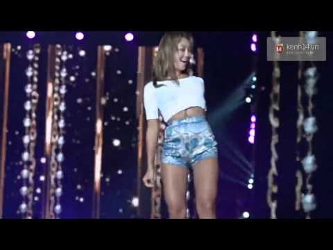 Ma boy - Sistar [Music Bank in Ha Noi 28/3/2015]