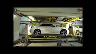 Pallet Transfer parking ;Shuttle Parking youtube video