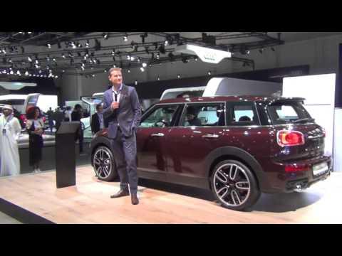 mini Cooper - Dubai International Motor Show 2015
