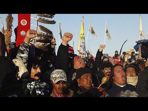 ΗΠΑ: «Στοπ» στον πετρελαιαγωγό της Βόρειας Ντακότα από τον Αμερικανικό στρατό