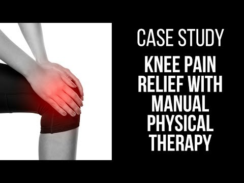Case Study: Chronic Knee Pain Relieved With 1 Month of Hands On Physical Therapy…
