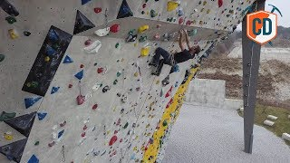 The Climbing Gym With MASSIVE Outdoor Walls   Climbing Daily Ep.1121 by EpicTV Climbing Daily
