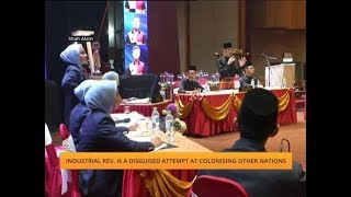 Video DEBAT PIALA PERDANA MENTERI 2018: 'Industry 4.0 is a disguised attempt at colonising other nations' MP3, 3GP, MP4, WEBM, AVI, FLV Juli 2018