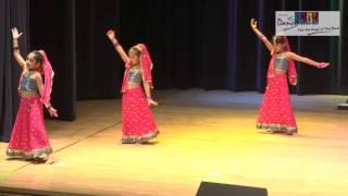 Dance Performance : BOLE CHUDIYAan: Sampada's Dance Studio Singapore Video