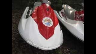 9. 2010 Yamaha Wave Runners VX Sport 1100 (2083,2084,2085)
