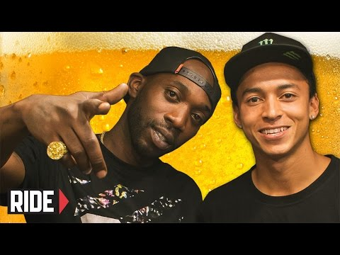 williams - Weekend Buzz: Every Friday on Ride Channel- This week, on Weekend Buzz part 2 of 2, Nyjah Huston & Stevie Williams stopped by to discuss white people dancing, racist bar incidents, the recent...