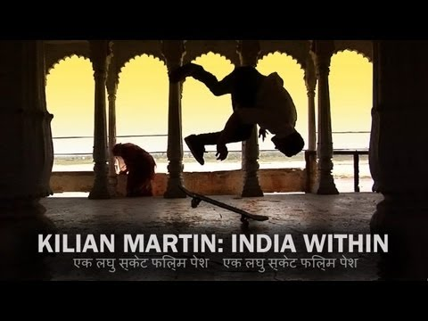 Kilian Martin: India Within