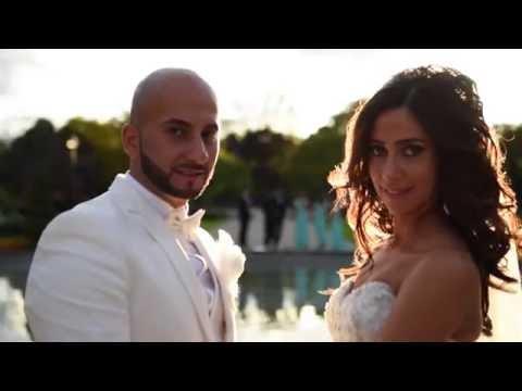Marven & Reta Wedding Day Windsor Canada