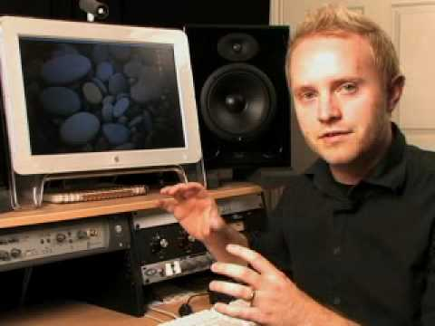 An Introduction to Pro Tools with Aaron Sternke, Part 1 of 4: Getting Started