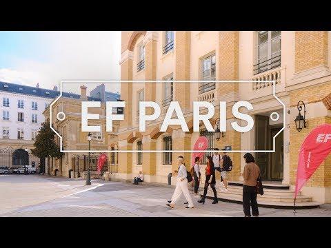 EF Language Year Abroad in Paris