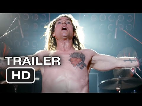 Rock of Ages Official Trailer #2 - Tom Cruise Movie (2012) HD