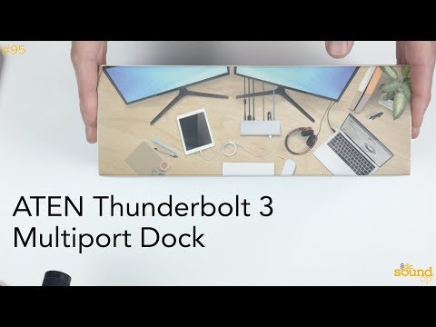 #95 - ATEN Thunderbolt 3 Multiport Dock - First Look