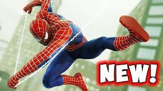 NEW! Spider-Man Suit! Sam Raimi Spider-Man Suit!