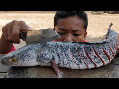 Delicious Crispy Fish Cooking / Fried Crunchy Fish