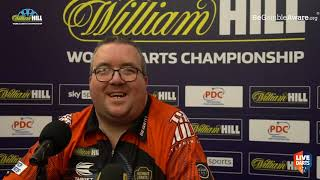 """Daryl Gurney after beating Dobey: """"I feel like I'm playing better now than when I won those majors"""""""