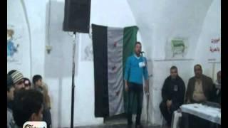 سوبر ستار الثورة إدلب تغني للثورة .. كما غنت الثورة لها
