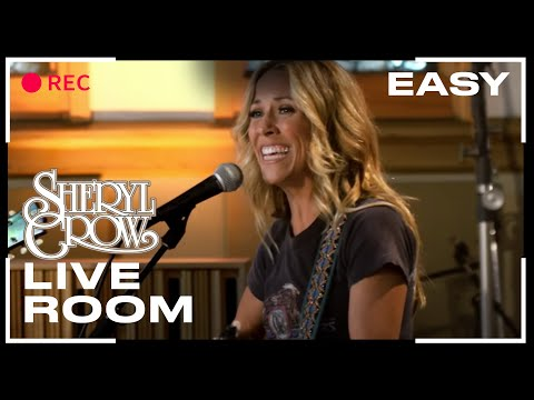 "Sheryl Crow – ""Easy"" captured in The Live Room"
