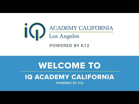 IQ Academy California school overview
