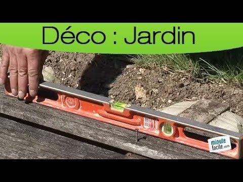comment construire jardin