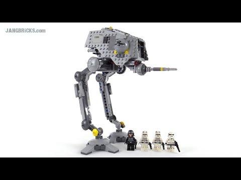 """Конструктор LEGO Star Wars 75083 """"Вездеходная оборонительная платформа AT-DP"""""""