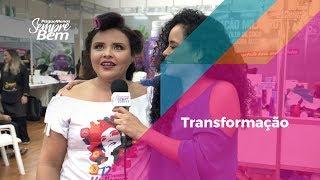 Transformação. Encontro de Mulheres Pague Menos