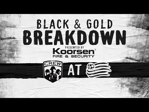 Video: Black & Gold Breakdown: New England