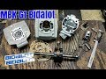Prepa moteur MBK G1 Bidalot