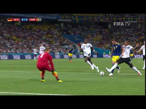 Germany v Sweden   2018 FIFA World Cup Russia™   Match 27 12