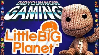 Video LittleBigPlanet - Did You Know Gaming? Feat. Furst MP3, 3GP, MP4, WEBM, AVI, FLV Oktober 2018