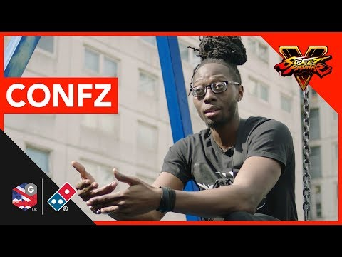 Gfinity Profiles: Confz, ASUS ROG Army's Pro Street Fighter V Player